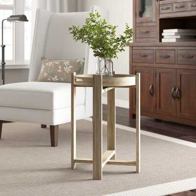 Eldridge Tray Top End Table - Birch Lane