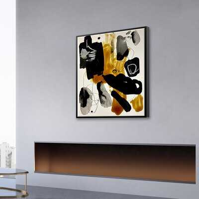 John Donnelly Collection Fine Art Painting by John Donnelly - Floater Frame Print on Canvas - Wayfair
