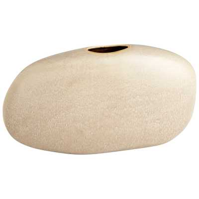 Pebble Vase - Onyx Rowe