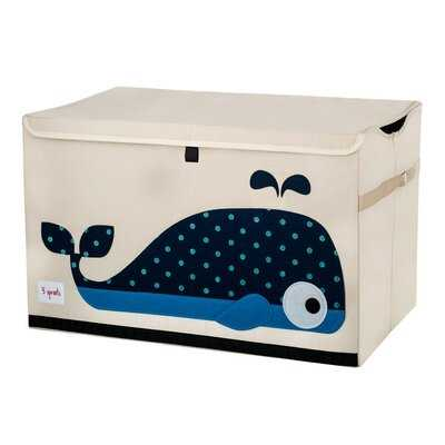 Whale Toy Chest - Wayfair