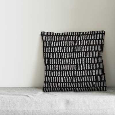 Burdon Geometric Throw Pillow - Wayfair