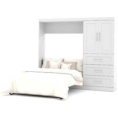 Luella Murphy Bed - Wayfair