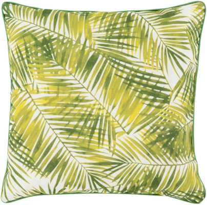 """Ulani - UL-009 - 20"""" x 20"""" - pillow cover only - Neva Home"""