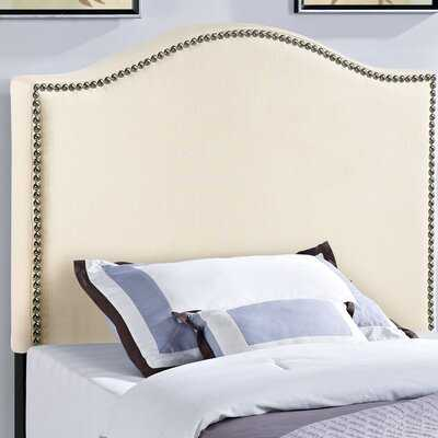 Montijo Upholstered Panel Headboard - Wayfair