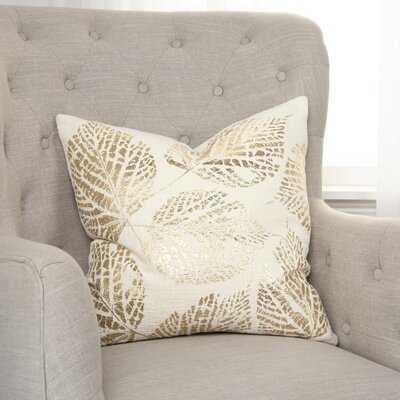 Alexie Square Cotton Pillow Cover & Insert - Wayfair
