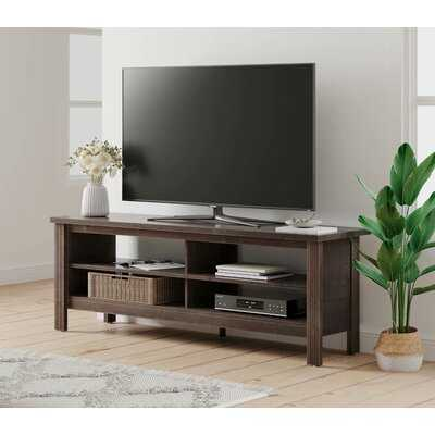 """Alceme Solid Wood TV Stand for TVs up to 65"""" - Wayfair"""