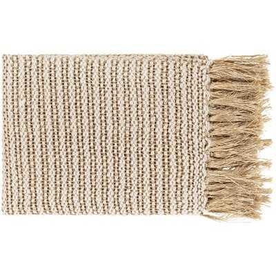 Kaiya 100% Cotton Throw - Birch Lane