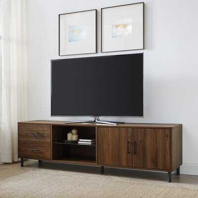 "TV Stand for TVs up to 85"" - Wayfair"