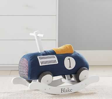 Vintage Car Nursery Rocker - Pottery Barn Kids