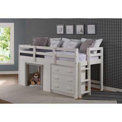 Tressa Twin Loft Bed - Wayfair