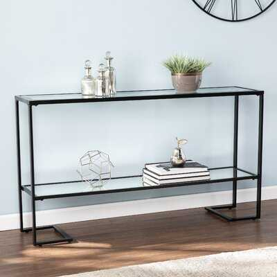 Xavier Console Table - Wayfair
