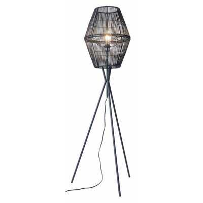 "Billie 59"" Tripod Floor Lamp - AllModern"