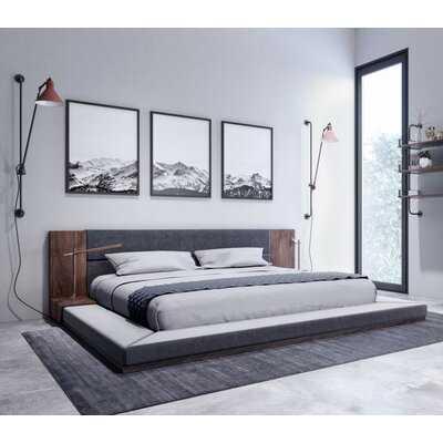Defalco Upholstered Platform Bed - Wayfair