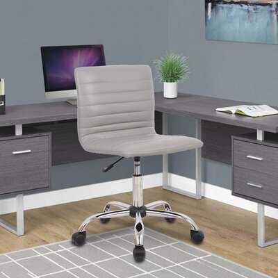 Home Office Chair, Height Adjustable - Wayfair