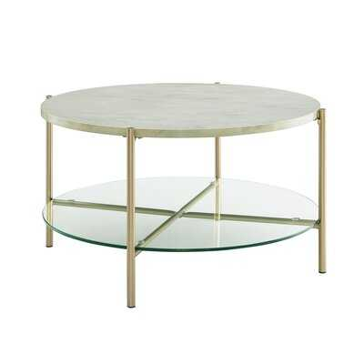 Seyhan Coffee Table with Storage - Wayfair