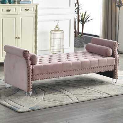 Bearcreek Upholstered Bench - Wayfair