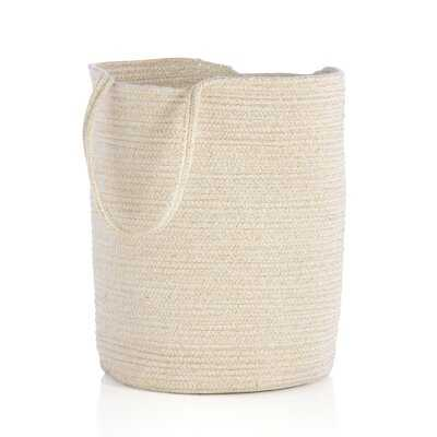 Assorted 2 Piece Fabric Basket Set - Wayfair