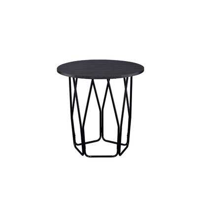 Hedersett Frame End Table - Wayfair