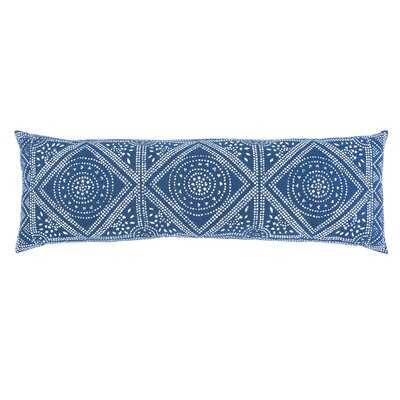 Swett Cotton Geometric Lumbar Pillow - AllModern