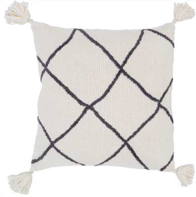 "Braith - BRH-002 - 18"" x 18"" - pillow cover only - Neva Home"