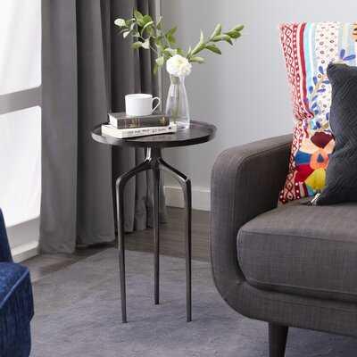Horris Tray Top 3 Legs End Table - Wayfair