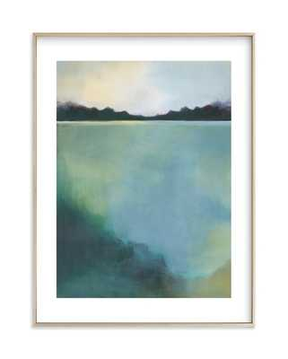 Whispering Pines Art Print - Minted