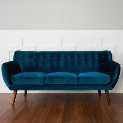 """Martinique 72"""" Round Arm Sofa - Wayfair"""