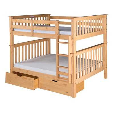 Lindy Mission Bunk Bed - Wayfair