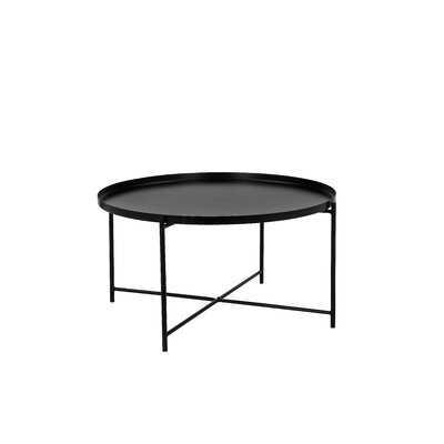 Candleick Cross Legs Coffee Table - Wayfair