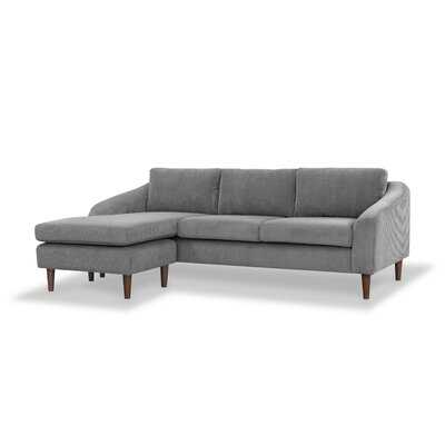 "Nicci 85"" Reversible Sectional - AllModern"