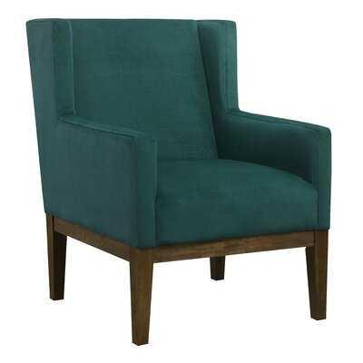 Ensor Wingback Chair - Wayfair