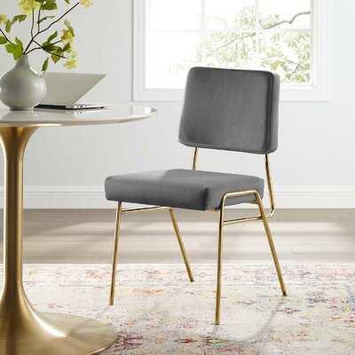 Guidi Upholstered Side Chair - Wayfair