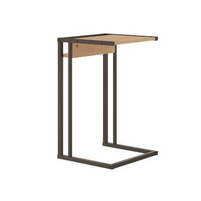 Garrido C End Table with Storage - Wayfair