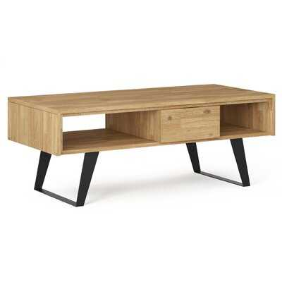 Midway Sled Coffee Table - AllModern
