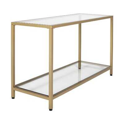 Camber Console Table - Wayfair