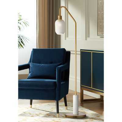 Vaile Modern Luxe Floor Lamp by Possini Euro Design - Style # 91F59 - Lamps Plus
