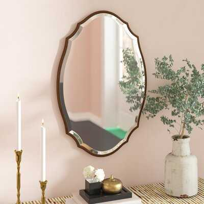 Zainab Beveled Accent Mirror - Wayfair