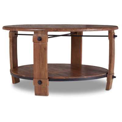 Hooker Furniture Glen Hurst Wine Barrel Coffee Table - Perigold