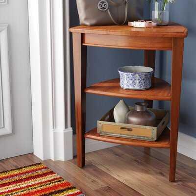 Wilfredo Solid Wood End Table - Wayfair