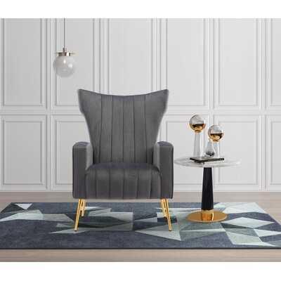 Nestor Wingback Chair - Wayfair