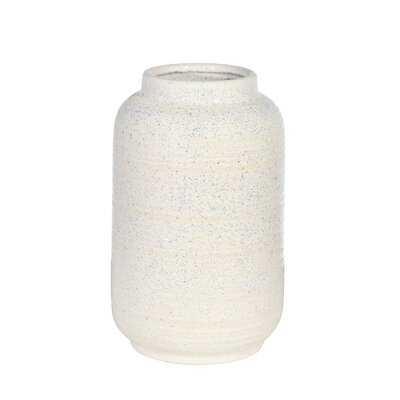 Lankheit Indoor / Outdoor Ceramic Table Vase - Wayfair
