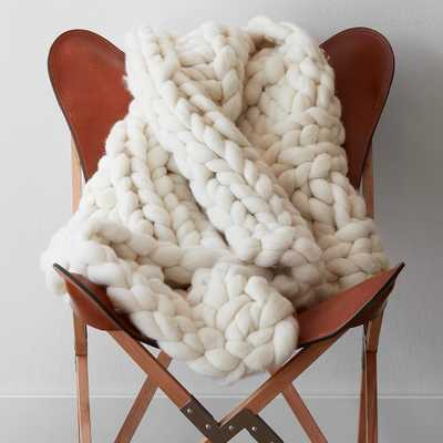 Nublado Throw - Ivory By The Citizenry - The Citizenry
