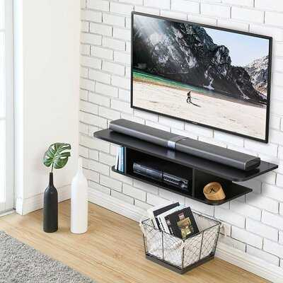 "Suitland Floating TV Stand for TVs up to 50"" - Wayfair"
