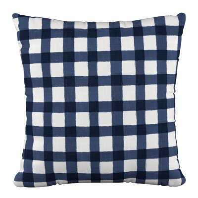 Fetterman Square Cotton Pillow Cover & Insert - Wayfair