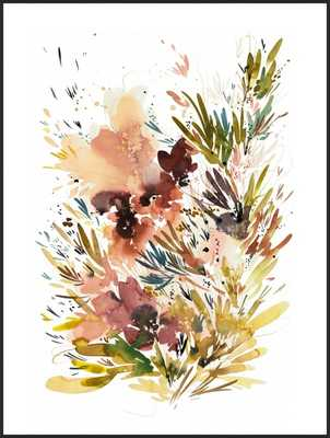 Autumn Garden No.3 by Kelly Ventura for Artfully Walls - Artfully Walls