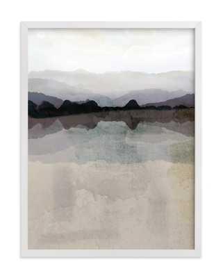 Cool Reflections Art Print - Minted