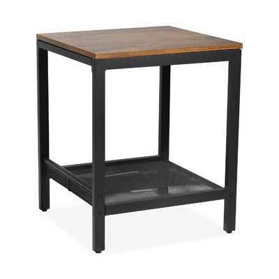 Marysville End Table with Storage - Wayfair