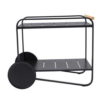 Jad Outdoor Bar Serving Cart - AllModern