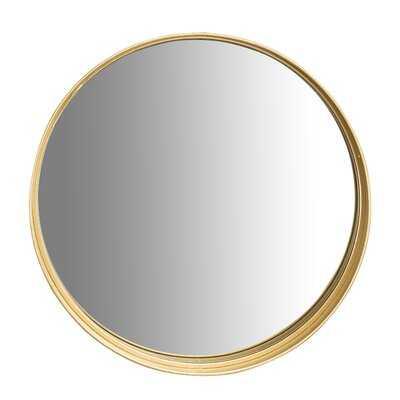 Pompa Modern & Contemporary with Shelf Accent Mirror - Wayfair