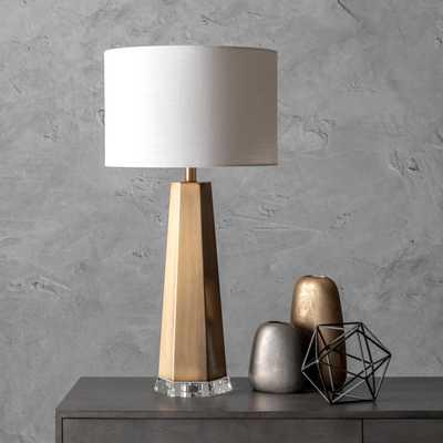 """Cheyenne 30"""" Metal Table Lamp - Loom 23"""